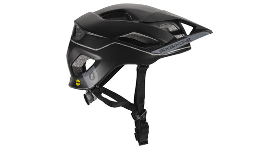 SixSixOne Evo AM MIPS Helmet black/grey